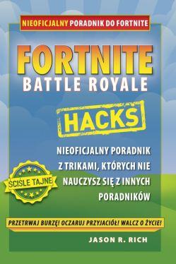 Okładka książki - Fortnite