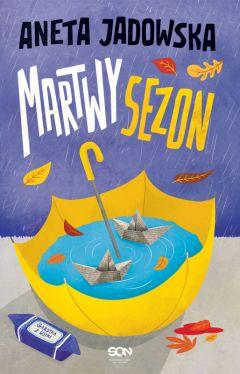 Okładka książki - Martwy sezon