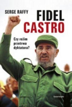 Okładka książki - Fidel Castro