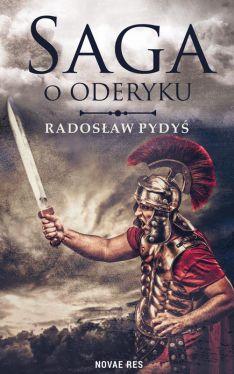 Okładka książki - Saga o Oderyku