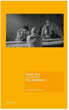Okładka książki - Trzy opowieści