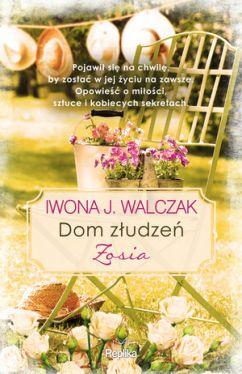 Okładka książki - Dom złudzeń. Zosia
