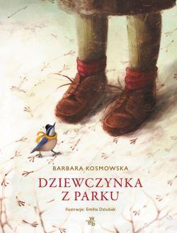Okładka książki - Dziewczynka z parku