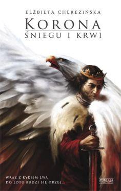 Okładka książki - Korona śniegu i krwi
