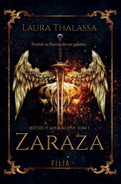 Okładka książki - Zaraza