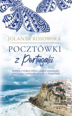 Okładka książki - Pocztówki z Portugalii