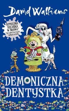 Okładka książki - Demoniczna Dentystka