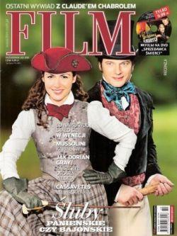 Okładka książki - Film, październik (10) 2010