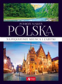 Okładka książki - Podróże marzeń. Polska