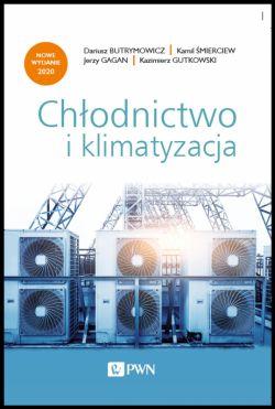 Okładka książki - Chłodnictwo i klimatyzacja