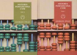 Okładka książki - Historia powszechna cyfr