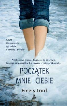 Okładka książki - Początek mnie i ciebie