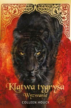 Okładka książki - Klątwa tygrysa. Wyzwanie