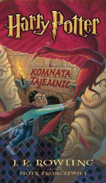 Okładka książki - Harry Potter i komnata tajemnic (audiobook)