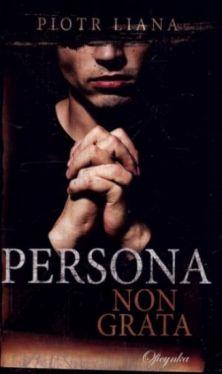 Okładka książki - Persona non grata