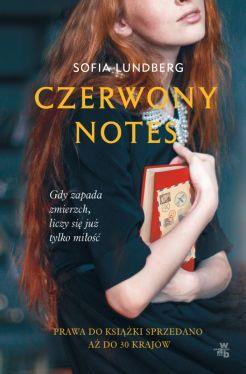 Okładka książki - Czerwony notes