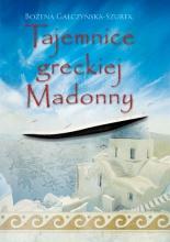 Okładka książki - Tajemnice greckiej Madonny