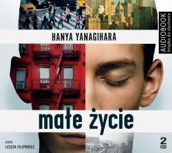 Okładka książki - Małe życie. Audiobook