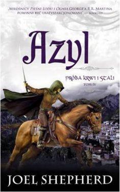 Okładka książki - Azyl