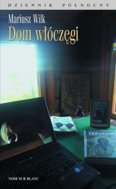 Okładka książki - Dom włóczęgi