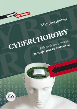 Okładka książki - Cyberchoroby