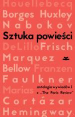 Okładka książki - Sztuka powieści. Wywiady z pisarzami