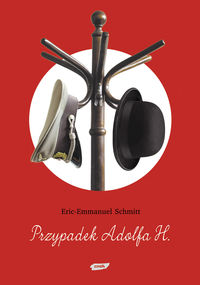 Okładka książki - Przypadek Adolfa H.