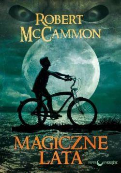 Okładka książki - Magiczne lata