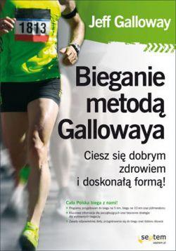 Okładka książki - Bieganie metodą Gallowaya