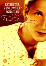 Okładka książki - Upalne lato Marianny