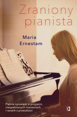 Okładka książki - Zraniony pianista