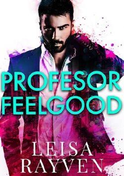 Okładka książki - Profesor Feelgood