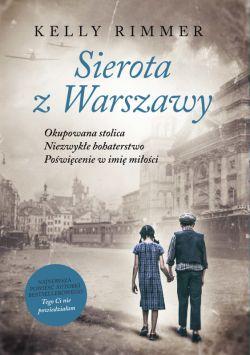 Okładka książki - Sierota z Warszawy