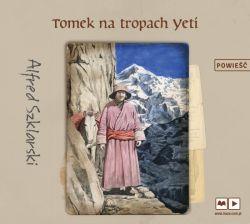 Okładka książki - Tomek na tropach Yeti
