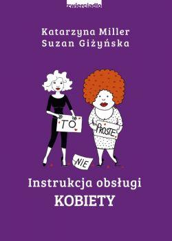 Okładka książki - Instrukcja obsługi kobiety