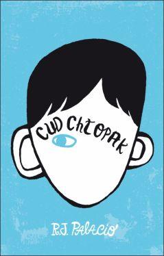 Okładka książki - Cud chłopak