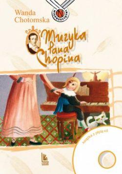 Okładka książki - Muzyka Pana Chopina