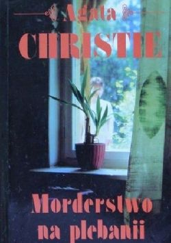 Okładka książki - Morderstwo na plebanii