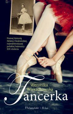 Okładka książki - Tancerka
