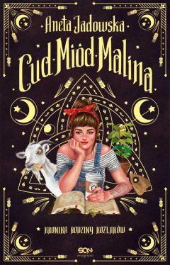 Okładka książki - Cud, miód, Malina