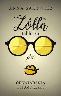 Okładka książki - Żółta tabletka plus