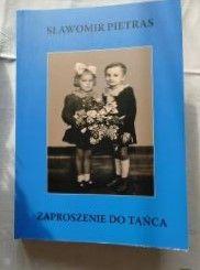 Okładka książki - Zaproszenie do tańca