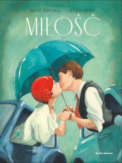 Okładka książki - Miłość