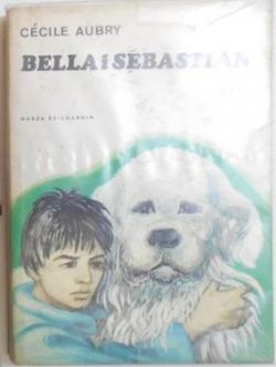 Okładka książki - Bella i Sebastian t. 2