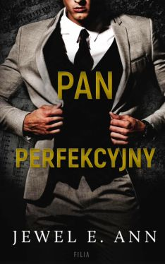 Okładka książki - Pan Perfekcyjny