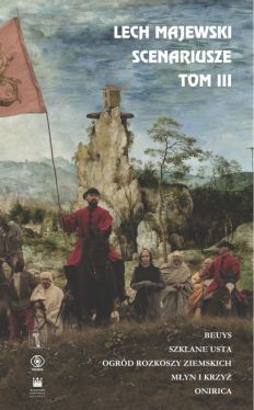 Okładka książki - Scenariusze tom III