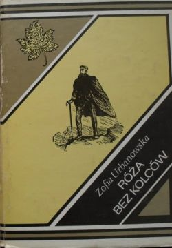 Okładka książki - Róża bez kolców