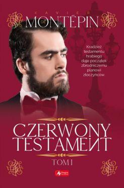 Okładka książki - Czerwony testament, tom 1