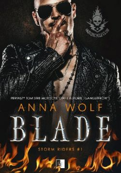 Okładka książki -  Blade