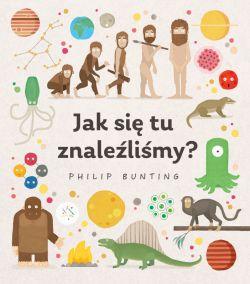 Okładka książki - Jak się tu znaleźliśmy?